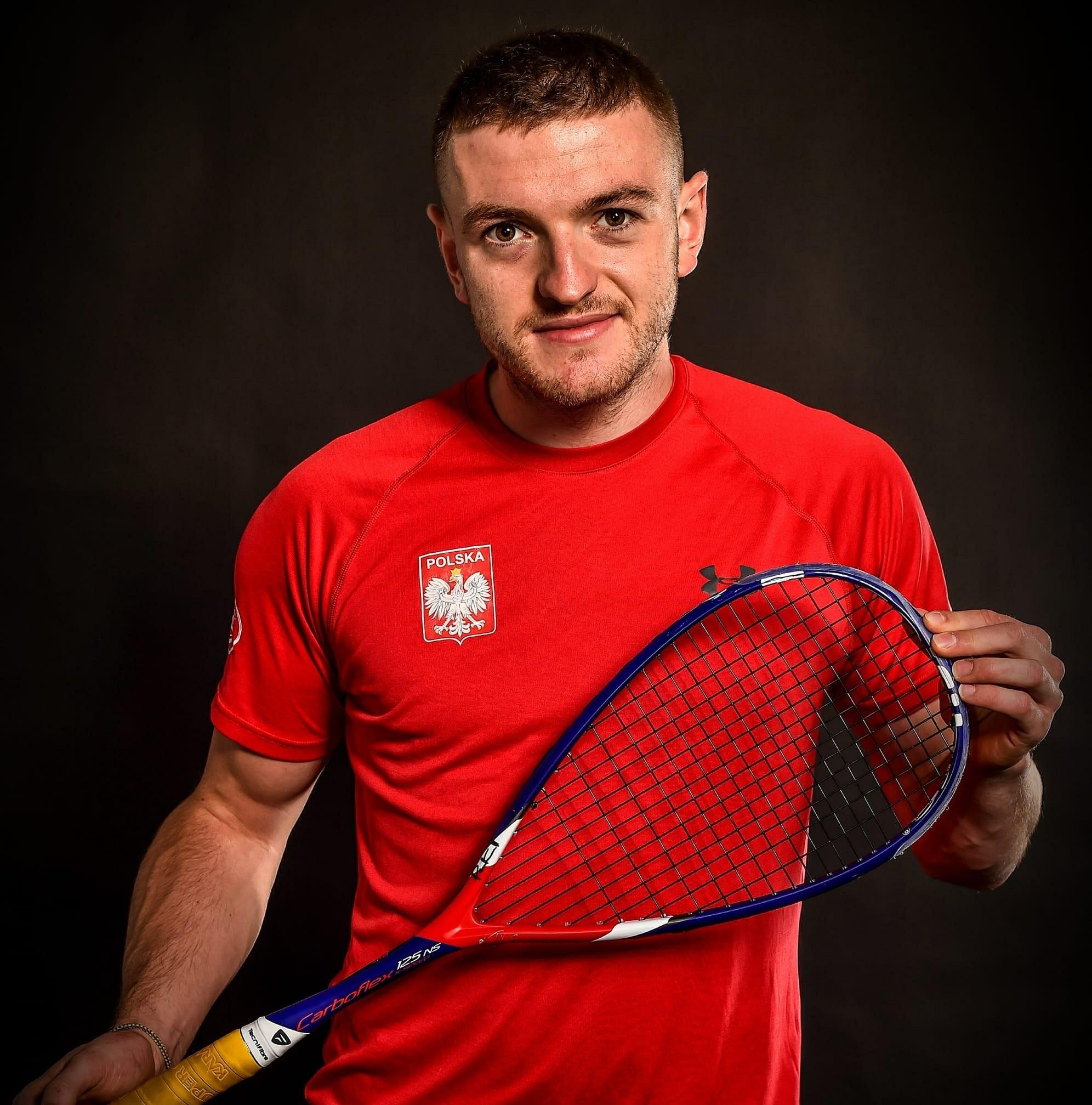 Adam Pełczyński squash