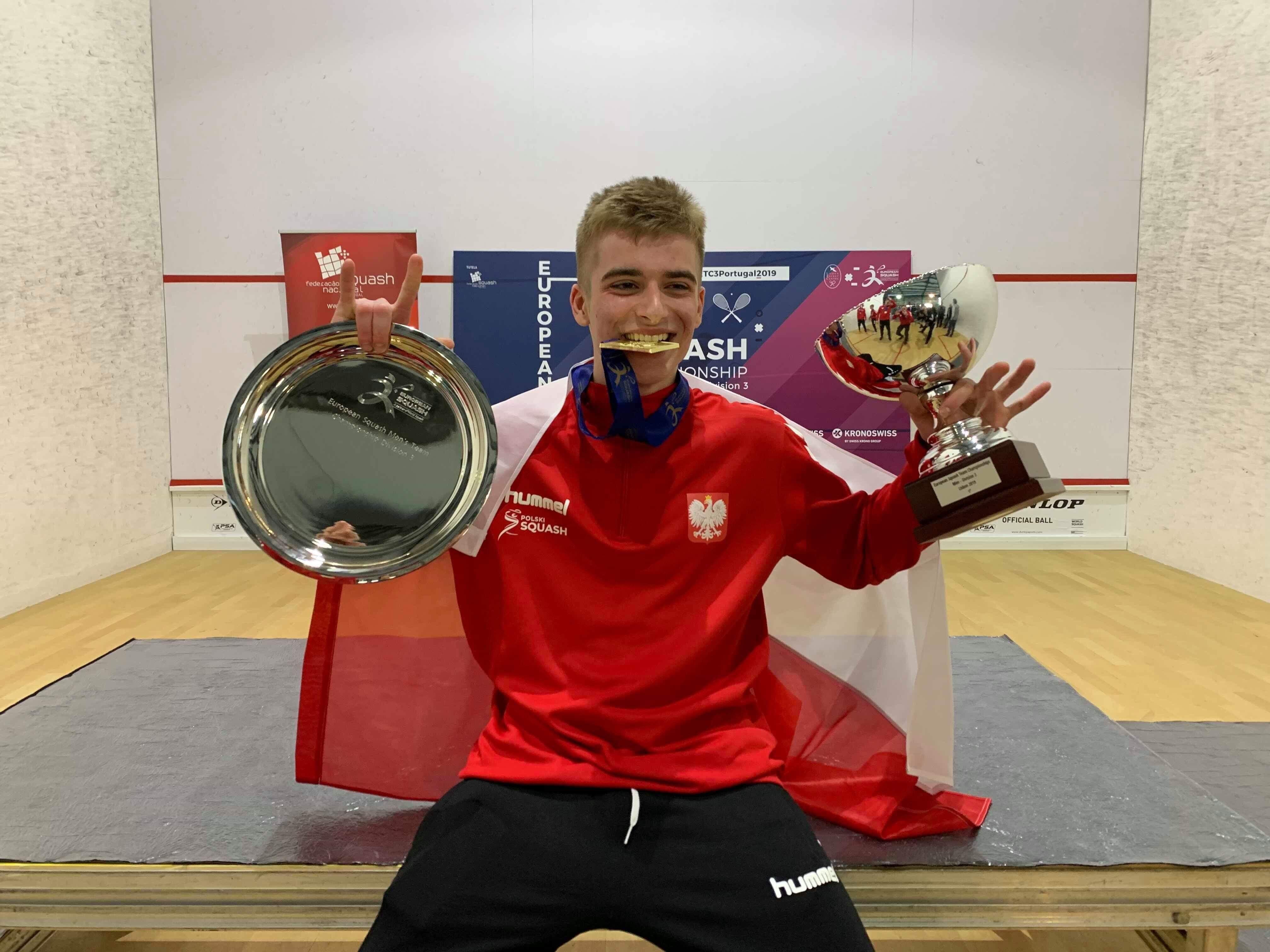 Piotr Hemmerling squash
